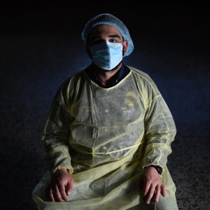 Doctor Otto Miranda, epidemiólogo del IGSS
