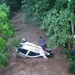 Dos niñas muertas y un desaparecido dejan lluvias de la últimas horas
