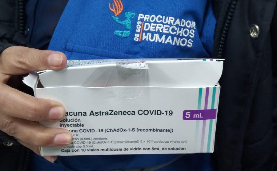 Vacunas contra el Covid-19 de AstraZeneca