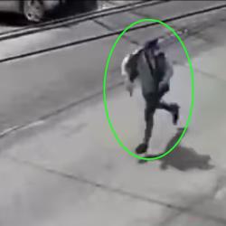 VIDEO: asaltantes matan a guardia de seguridad en San Miguel Petapa