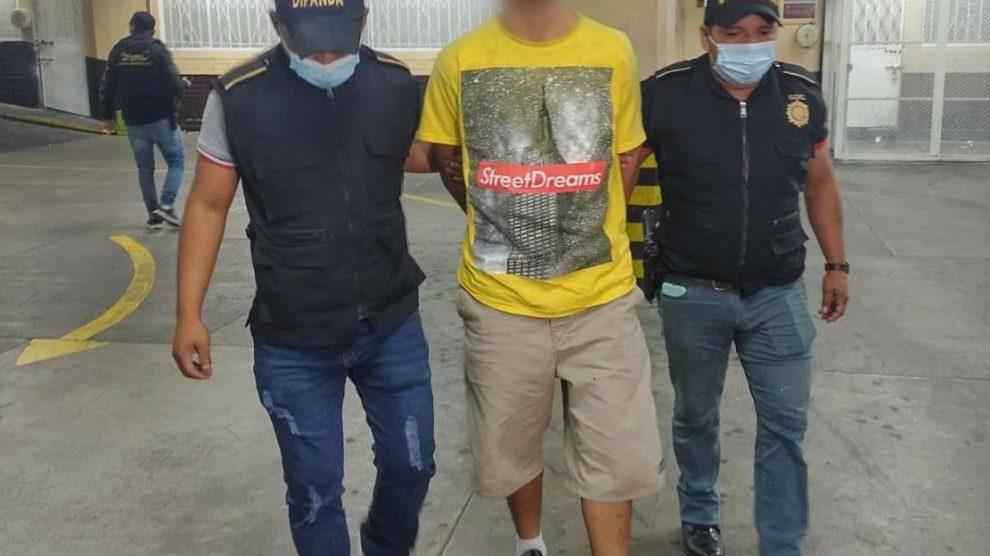 capturan a señalados de cometer ataque armado en el que murió investigador de la PNC