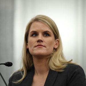 Frances Haugen, exempleada y denunciante de Facebook, testifica ante el Senado de EE. UU.