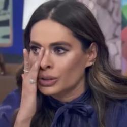"""Exhiben grave crisis de Galilea Montijo; abandonó """"Hoy"""" por esta razón"""
