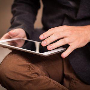 Internet en una tablet