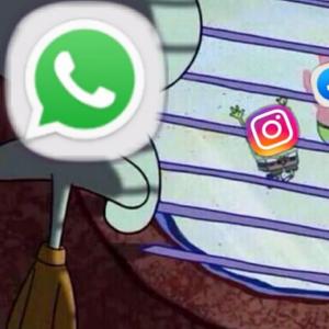 """Con memes, usuarios reaccionan tras el """"regreso"""" de Facebook e Instagram"""