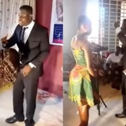 "VIDEO. Pastor rasura a mujeres para ""ver al espíritu santo"""