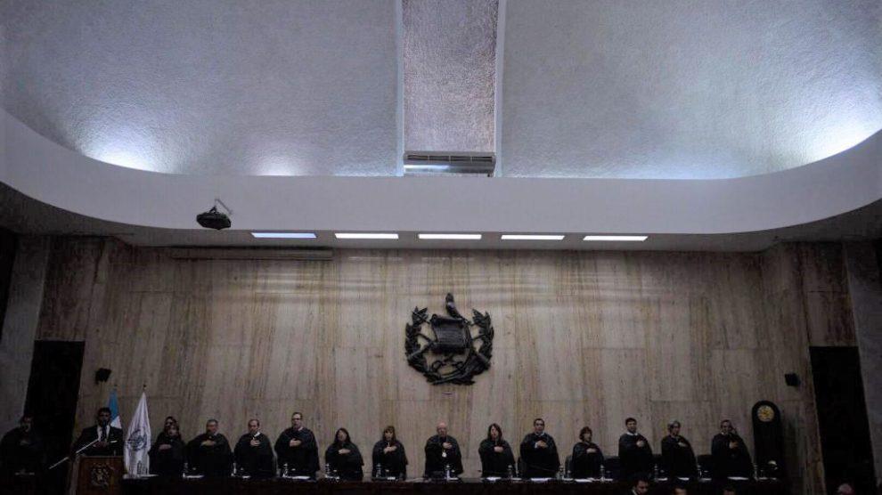 elección de cortes corte suprema de justicia corte de apelaciones
